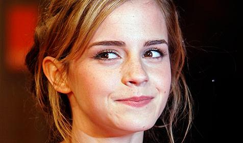 Emma Watson darf nur züchtig posieren