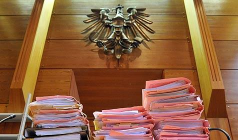 Hohe Haftstrafen für alle Angeklagten in Korneuburg (Bild: APA/Robert Parigger)