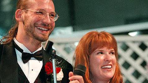 US-Paar heiratete, ohne sich zu kennen