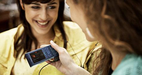 Sony Ericsson und Orange bringen Musik-Flatrate (Bild: Sony Ericsson)