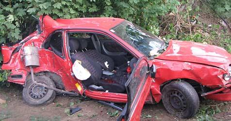 19-Jähriger kommt bei Unfall ums Leben (Bild: ÖAMTC)