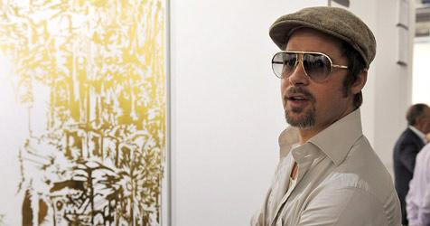 Brad Pitt kauft 680.000-Euro-Bild