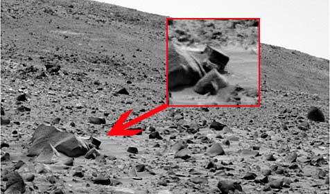 Hat Nasa-Sonde außerirdisches Artefakt entdeckt? (Bild: NASA/JPL/Cornell)