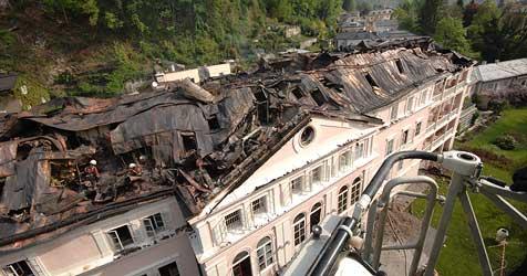 Versicherung will bei Schloss Arenberg aussteigen (Bild: Markus Tschepp)