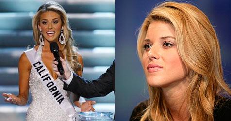 """""""Miss California"""" muss ihre Krone abgeben"""
