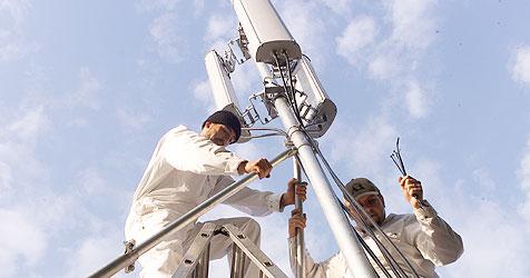 4G-Mobilfunknetze starten in Oslo und Stockholm (Bild: mobilkom)