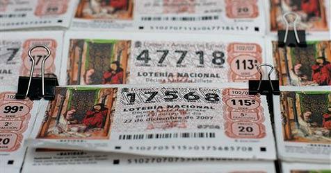 Pongauer bezahlt 200.000 Euro an Lotto-Betrüger (Bild: AP)
