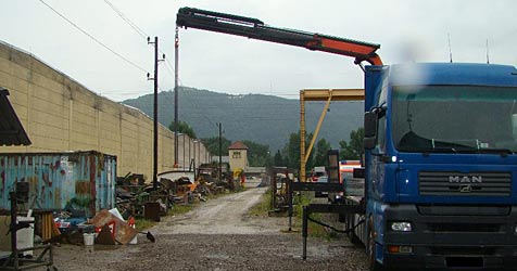 39-jähriger Arbeiter gerät in Stromkreis - tot! (Bild: Polizei)