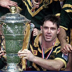 Rugby-Trainer in Australien bestrafte sich selbst