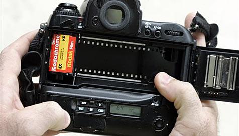 Kodak stellt Produktion von Kodachrome ein