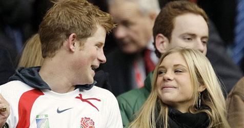 Prinz Harry wieder mit Ex-Freundin gesichtet