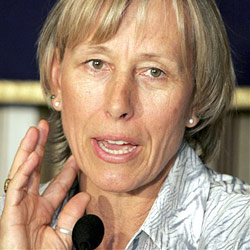 Navratilova steht Millionen-Klage bevor