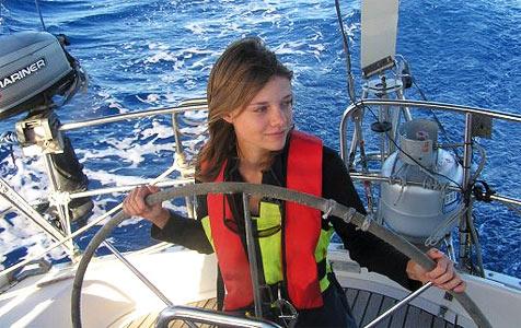 16-Jährige will alleine die Welt umsegeln