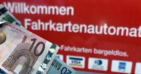 ÖBB und Wiener Linien erhöhen ihre Tarife (Bild: dpa/dpaweb/dpa/Andreas Altwein)