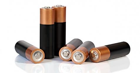Die Batterie aus dem Drucker (Bild: © [2009] JupiterImages Corporation)