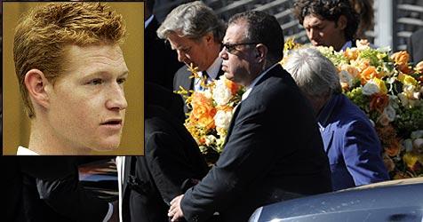 Fawcett: Bewegender Abschiedsbrief an Sohn (Bild: EPA/AP)