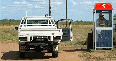 Mini-Miete soll Leute in Australiens Busch locken