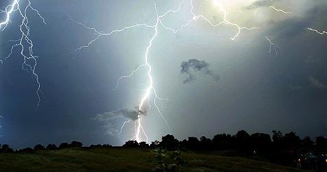 US-Amerikaner zum bereits 6. Mal vom Blitz getroffen