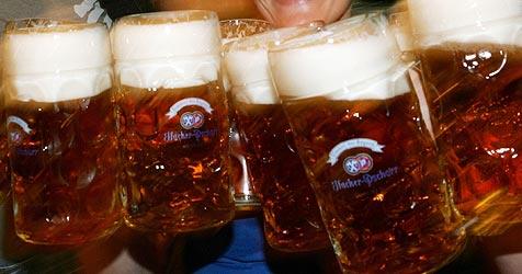 """Bierprofessor"" fordert Gerstensaft als Schulfach (Bild: AP)"