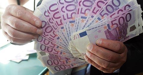 Finanztricks des Bundes kosten Land zwei Millionen Euro (Bild: Andi Schiel)