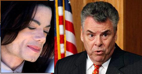 """US-Politiker nennt Michael Jackson """"Abschaum"""""""