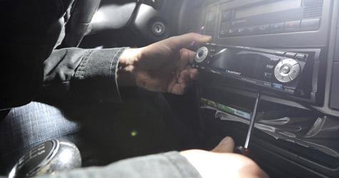 Die besten Experten-Tipps gegen Autoknacker (Bild: APA/TECHT/FOHRINGER/APA/TECHT/FOHRINGER)