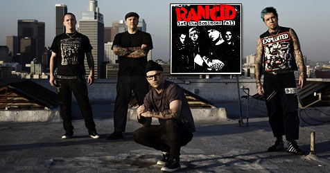 "Rancid: ""Let the Dominoes Fall"""