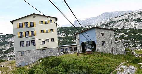 Projekt soll Touristen auf den Dachstein locken (Bild: Hörmandinger)