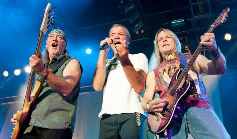 Deep Purple & Co rockten beim Lovely Days (Bild: Andreas Graf)