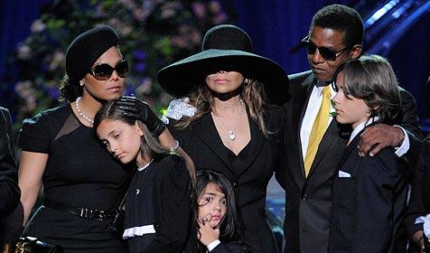 """La Toya Jackson: """"Mein Bruder wurde ermordet"""" (Bild: EPA)"""
