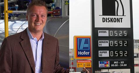 """""""Wir sind unterm Einkaufspreis"""" (Bild: APA, biodieselkrems.at)"""