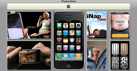 Die neun schr�gsten iPhone-Applikationen