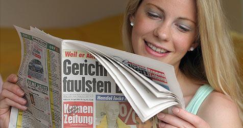 """Gratis-Abo der """"Krone"""" für alle Erstwähler ab 16 (Bild: Martin Jöchl)"""