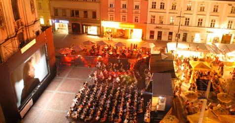 Sechswöchiges Open-Air-Kino in St. Pölten (Bild: Andrea Müller/Cinema Paradiso)