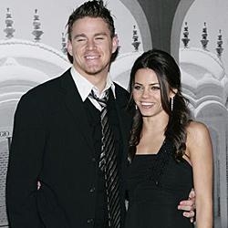 Tatum und Dewan haben geheiratet