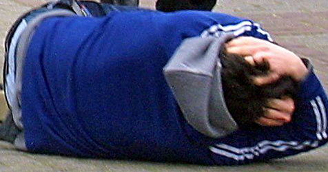 "14-Jähriger wegen Fouls bei ""Kickerl"" verprügelt (Bild: dpa/dpaweb/dpa/Ingo Wagner)"