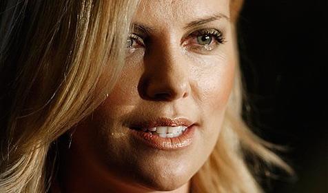 Charlize Theron schwer erkrankt