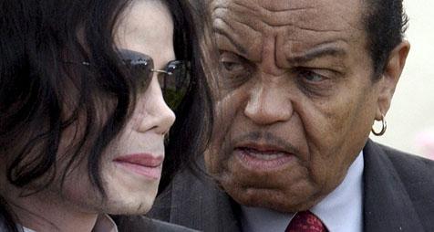 Joe Jackson legt Berufung gegen Erb-Ausschluss ein