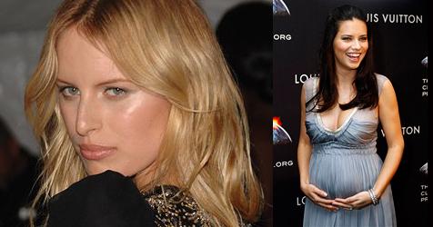Karolina Kurkova bestätigt Schwangerschaft
