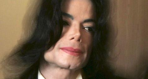 Stasi legte Kartei über Michael Jackson an