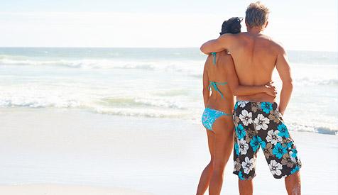 Tipps f�r eine romantische Auszeit ohne Streit (Bild: � [2009] JupiterImages Corporation)