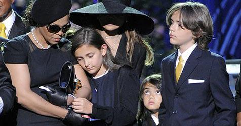Wird Janet die neue Mama der Jackson-Kids?