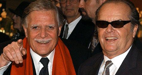 """Star-Kameramann: """"Nicholson hat Knopf im Ohr"""""""