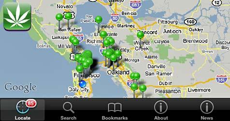 iPhone-App weist den Weg zum Coffee Shop