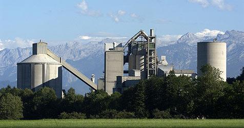Zementwerk Leube investiert 30 Millionen Euro (Bild: Leube)