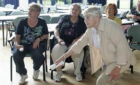 Senioren bowlen virtuell um den Meistertitel