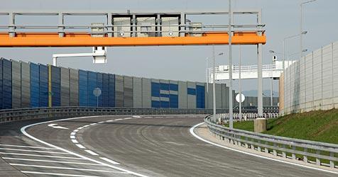 S1 Ost und S2 seit Samstag für den Verkehr geöffnet (Bild: APA/ERNST WEISS)
