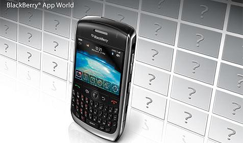 """Blackberry """"App World"""" geht in Österreich online"""