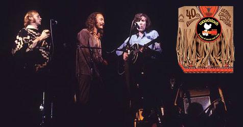 DVD-Box feiert 40 Jahre Woodstock-Festival
