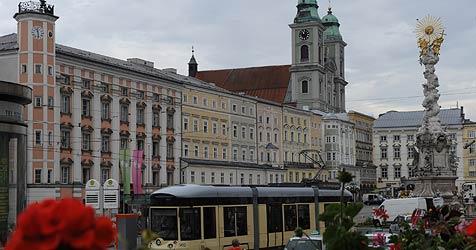 Linzer Stadtwache wird unbewaffnet bleiben (Bild: Chris Koller)
